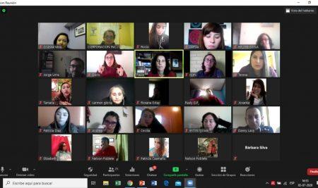 Reunión Ampliada Escuela y Centro