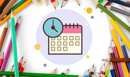 Escuela San Alberto Hurtado: Horarios de clases y grupos